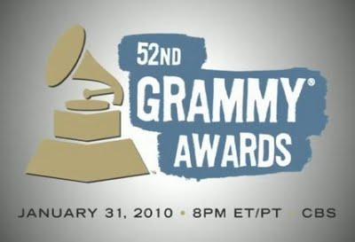 Grammy Awards 2010 et les grands gagants sont ...