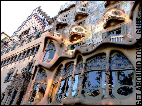 Photo Barcelone - Casa Battló
