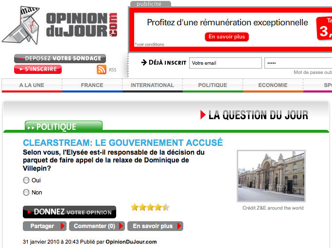 OpinionDuJour.com