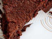 Gâteau chocolat extra-plat