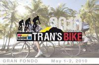 Laffiche de la Look Transbike Costa Rica