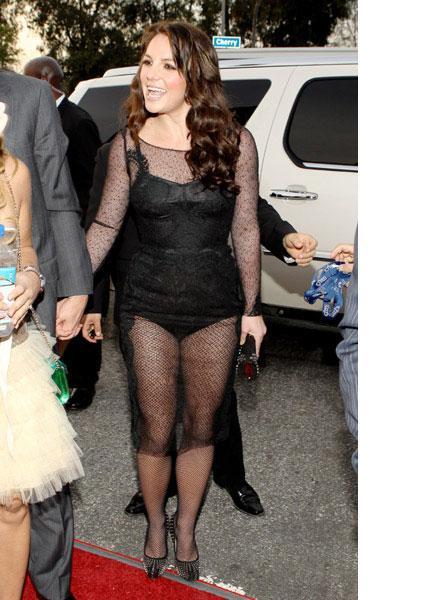 Le look du jour: Britney