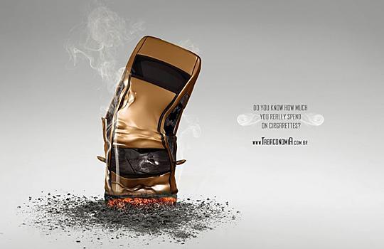 Publicités imprimées d'envergure 2