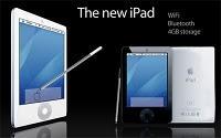 La nouvelle tablette IPAD de Apple en Vidéo