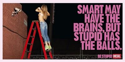 DIESEL // BE STUPID CAMPAIGN