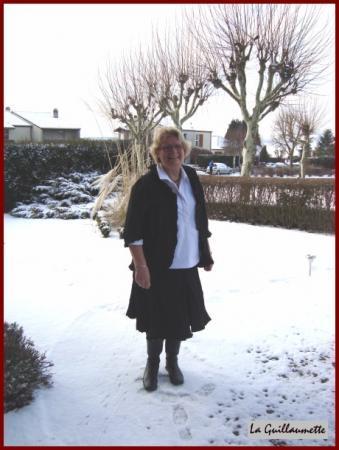 31 janvier 2010, à Bettembourg au restau japonais avec les enfants....