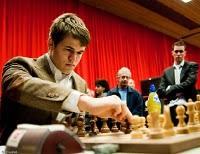 Magnus Carlsen n'en finit plus de monter