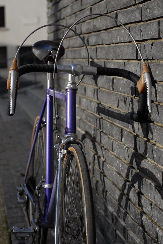 French classic bike