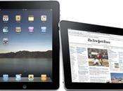 L'iPad cannibalisera médias d'informations historiques