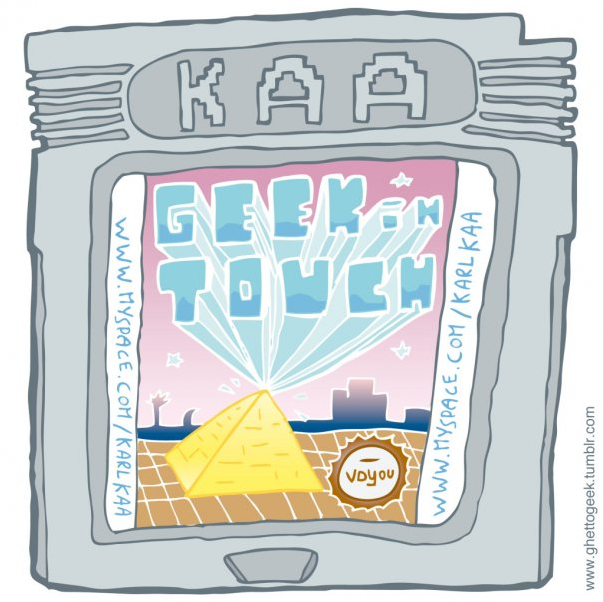 KAA – Geek In Touch Preview