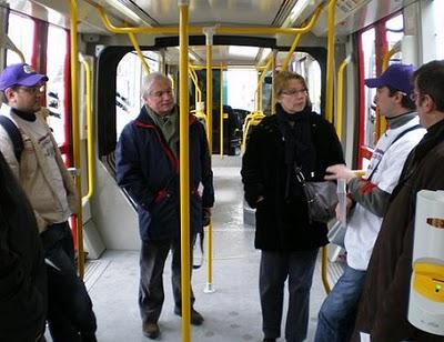 Prenez un ticket pour l'entreprise avec le Tram de l'Initiative