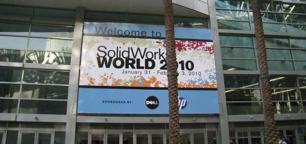 SolidWorks World 2010 Day 1: General Session
