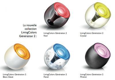 Living Colors version 2 par Philips