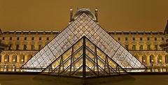 Sortie photo au Louvre à Paris le 13 Février 2010