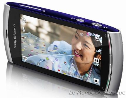 Test mobile Sony Ericsson HD Vivaz
