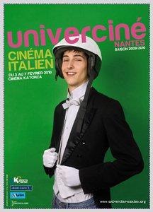 Festival du cinéma italien à Nantes en février 2010