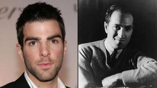 Zachary Quinto: De Heroes à Gershwin