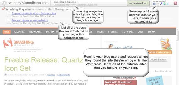 wp-bar-wordpress