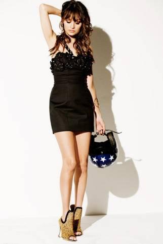 Nicole Richie en brune pour Marie Claire : caliente !