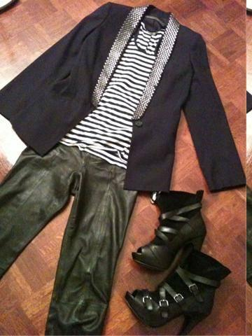 Look of the day !