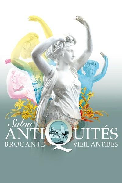 38ème Salon d'Antiquités-Brocante d'Antibes du 3 au 19 avril 2010