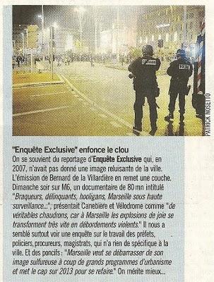 Marseille La sulfureuse