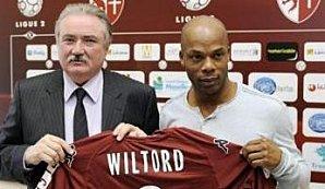 Sylvain Wiltord signe au FC Metz