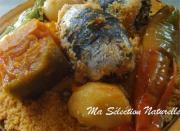 Couscous aux filets de sardines