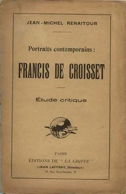 Précocité de J.-M. RENAITOUR
