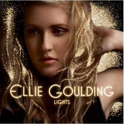 La pochette de l'album d'Ellie Goulding ressemble à ça (on la refait, OK?).