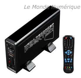 PeeKBox 205 un nouveau centre multimédia HD