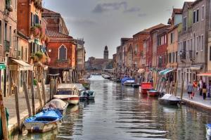 Une Saint-Valentin entre Venise et son île de Murano