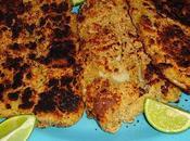 Filets mérou pané