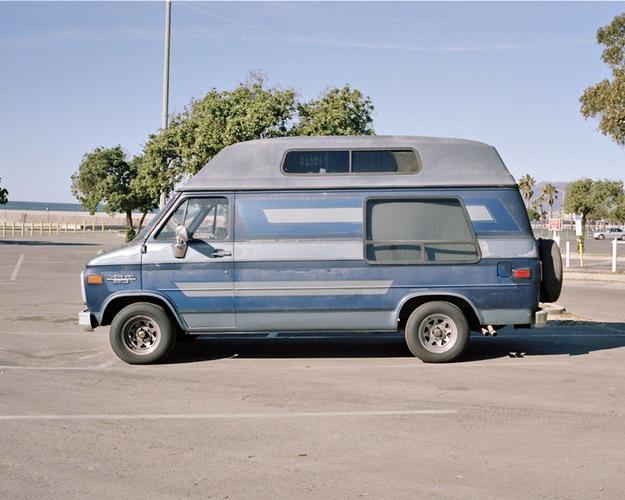 Joe Stevens California Vans