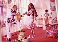 Louboutin chausse Barbie !