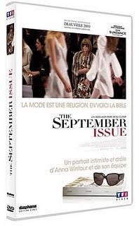 The September Issue en dvd !