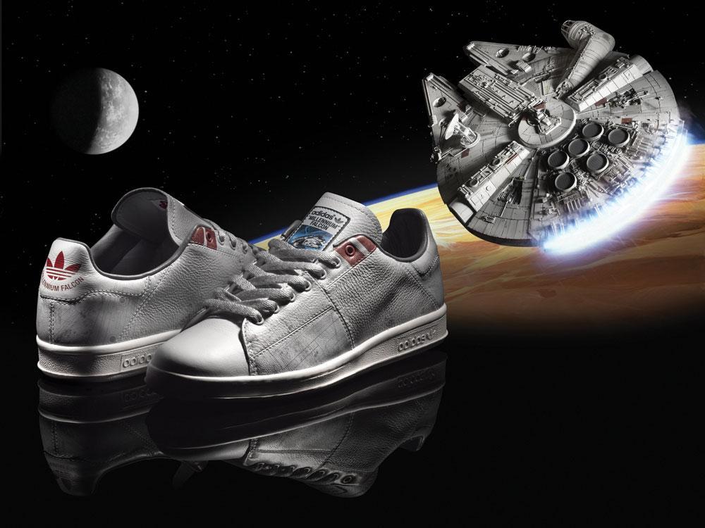 La collection Adidas Originals x Star Wars
