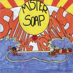 // Mister Soap and the Smiling Tomatoes - Hawaï EP