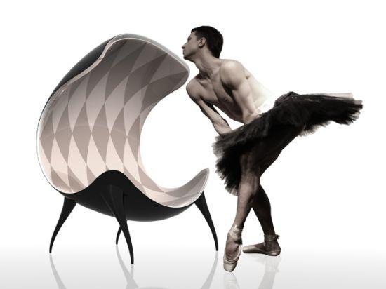 fauteuil dounyasha par dima loginoff paperblog. Black Bedroom Furniture Sets. Home Design Ideas
