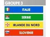 Eliminatoires Euro 2012: Estonie avec Italie Serbie