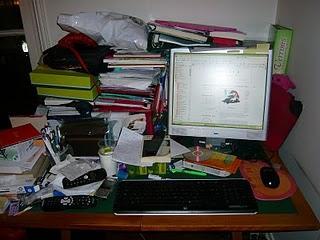 Défi Février 2010 (défi bureau)