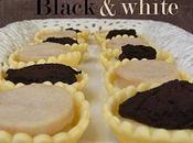 Mini-quiches Black White pour l'apéritif...