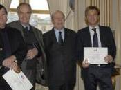 Prix Roland Dorgelès 2010 Alain Bédouet Laurent Delahousse