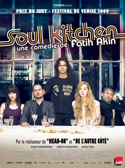 Affiche Soul Kitchen