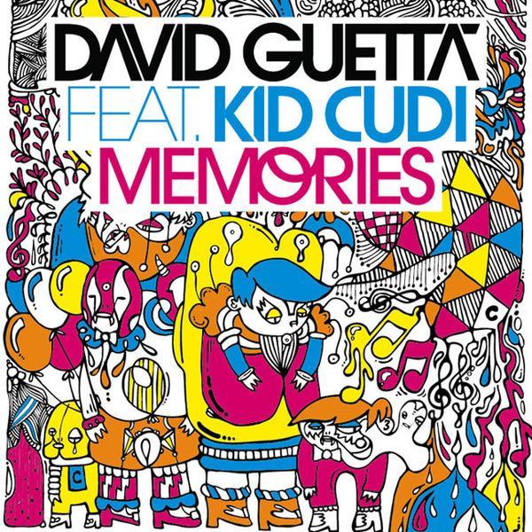 clip david guetta featuring kid cudi memories d couvrir. Black Bedroom Furniture Sets. Home Design Ideas