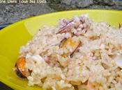 Risotto fruits