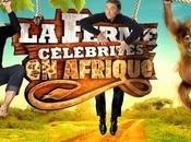 Ferme Célébrités Afrique Greg Basso Célyne Durand rapprochent