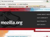 Firefox sous Ubuntu (dépôts)