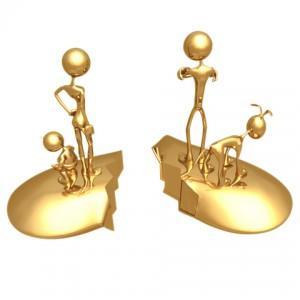 Séparation des biens lors d'un divorce: le rôle du juricomptable
