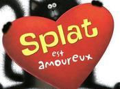 albums pour fêter Saint-Valentin Splat amoureux